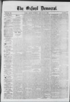 The Oxford Democrat: Vol. 39, No.2 - January 30, 1872