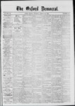 The Oxford Democrat: Vol. 39, No.10 - March 26, 1872