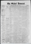 The Oxford Democrat: Vol. 39, No.11 - April 02, 1872