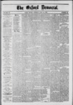 The Oxford Democrat: Vol. 39, No.22 - June 18, 1872