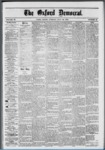 The Oxford Democrat: Vol. 39, No.27 - July 23, 1872