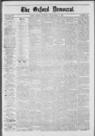 The Oxford Democrat: Vol. 39, No.33 - September 03, 1872