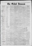 The Oxford Democrat: Vol. 39, No.35 - September 17, 1872