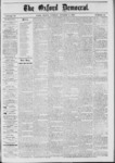 The Oxford Democrat: Vol. 39, No.38 - October 08, 1872