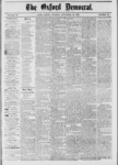 The Oxford Democrat: Vol. 39, No.43 - November 12, 1872