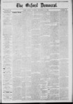 The Oxford Democrat: Vol. 39, No.47 - December 10, 1872