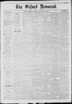 The Oxford Democrat: Vol. 40, No. 2 - January 28,1873