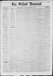 The Oxford Democrat: Vol. 40, No. 4 - February 11,1873