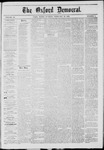 The Oxford Democrat: Vol. 40, No. 5 - February 18,1873