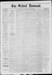 The Oxford Democrat: Vol. 40, No. 10 - March 25,1873