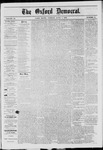 The Oxford Democrat: Vol. 40, No. 12 - April 08,1873