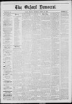 The Oxford Democrat: Vol. 40, No. 13 - April 15,1873
