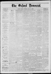 The Oxford Democrat: Vol. 40, No. 19 - May 27,1873