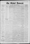 The Oxford Democrat: Vol. 40, No. 20 - June 03,1873