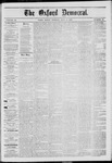 The Oxford Democrat: Vol. 40, No. 25 - July 08,1873