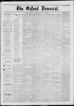 The Oxford Democrat: Vol. 40, No. 26 - July 15,1873