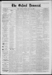 The Oxford Democrat: Vol. 40, No. 32 - August 26,1873