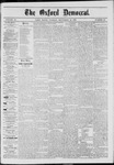 The Oxford Democrat: Vol. 40, No. 35 - September 16,1873