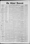 The Oxford Democrat: Vol. 40, No. 36 - September 23,1873