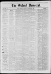 The Oxford Democrat: Vol. 40, No. 41 - October 28,1873