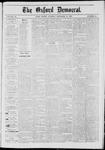 The Oxford Democrat: Vol. 40, No. 43 - November 11,1873