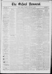 The Oxford Democrat: Vol. 41, No. 2 - January 27,1874