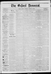 The Oxford Democrat: Vol. 41, No. 7 - March 03,1874