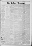 The Oxford Democrat: Vol. 41, No. 11 - March 31,1874