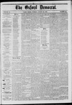 The Oxford Democrat: Vol. 41, No. 32 - August 25,1874