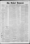 The Oxford Democrat: Vol. 41, No. 34 - September 08,1874