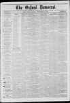 The Oxford Democrat: Vol. 41, No. 35 - September 15,1874