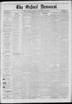 The Oxford Democrat: Vol. 41, No. 36 - September 22,1874