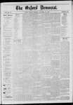 The Oxford Democrat: Vol. 41, No. 40 - October 20,1874