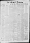 The Oxford Democrat: Vol. 41, No. 51 - January 05,1875