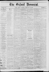 The Oxford Democrat: Vol. 42, No. 5 - February 16,1875