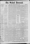 The Oxford Democrat: Vol. 42, No. 6 - February 23,1875