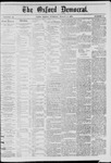 The Oxford Democrat: Vol. 42, No. 8 - March 09,1875