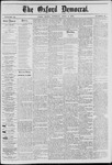 The Oxford Democrat: Vol. 42, No. 12 - April 06,1875