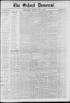 The Oxford Democrat: Vol. 42, No. 13 - April 13,1875