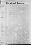 The Oxford Democrat: Vol. 42, No. 20 - June 01,1875