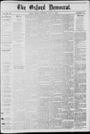 The Oxford Democrat: Vol. 42, No. 21 - June 08,1875