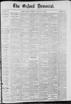 The Oxford Democrat: Vol. 42, No. 52 - January 11,1876