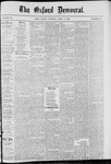 The Oxford Democrat: Vol. 43, No. 12 - April 04,1876