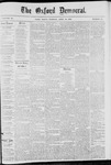 The Oxford Democrat: Vol. 43, No. 14 - April 18,1876