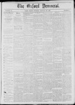 The Oxford Democrat: Vol. 44, No. 3 - January 30,1877