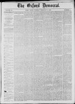 The Oxford Democrat: Vol. 44, No. 4 - February 06,1877