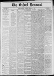 The Oxford Democrat: Vol. 44, No. 8 - March 06,1877