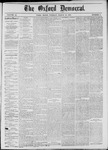 The Oxford Democrat: Vol. 44, No. 9 - March 13,1877