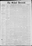 The Oxford Democrat: Vol. 44, No. 11 - March 27,1877