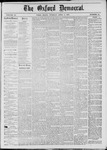 The Oxford Democrat: Vol. 44, No. 12 - April 03,1877